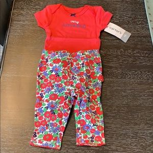 Carter's Newborn girls outfits ADORABLE